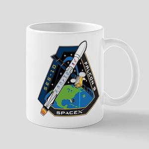 SES-10 Launch Team Mug