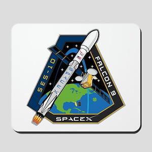 SES-10 Launch Team Mousepad