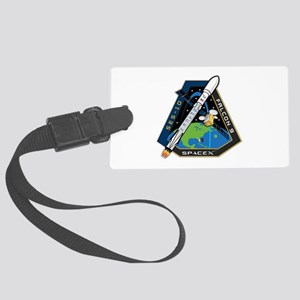 SES-10 Launch Team Large Luggage Tag