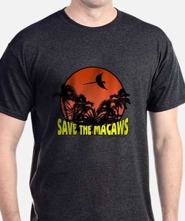 Macaw Conservation T-Shirt