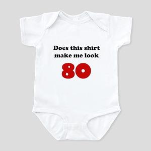Make Me Look 80 Infant Bodysuit