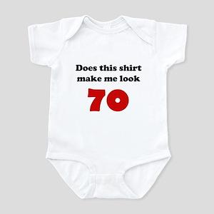 Make Me Look 70 Infant Bodysuit