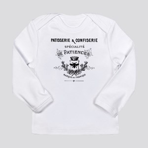 Patisserie-Sign Long Sleeve T-Shirt