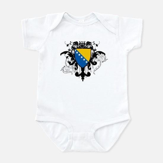 Stylish Bosnia Infant Bodysuit