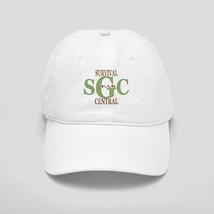 Survival Gear Central Logo Cap