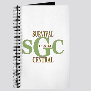Survival Gear Central Logo Journal