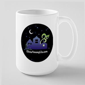 ElvesAmongUs Large Mug