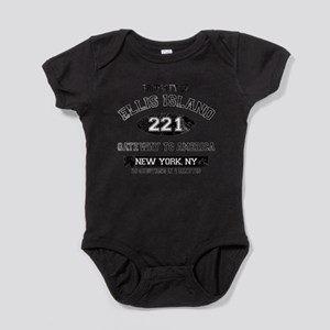 Ellis Island Infant Bodysuit Body Suit