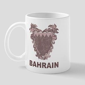 Vintage Bahrain Mug