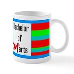 Bachelor of smArts Mug