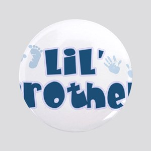 """LiL' Brother 3.5"""" Button"""