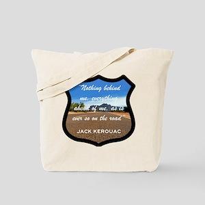 Kerouac Tote Bag