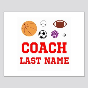 Athletics Coach Posters