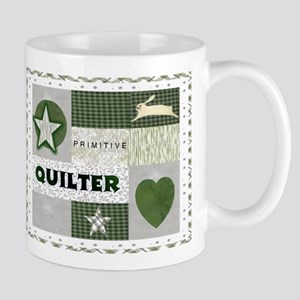 Primitive quilter Mug