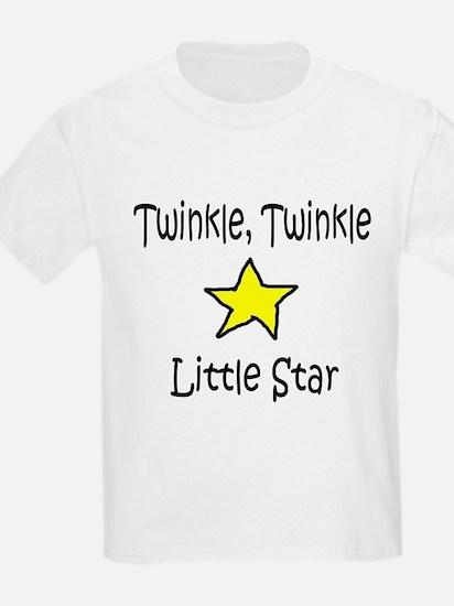 Twinkle Twinkle Little Star - Kids T-Shirt