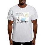 Dad's Computer Light T-Shirt