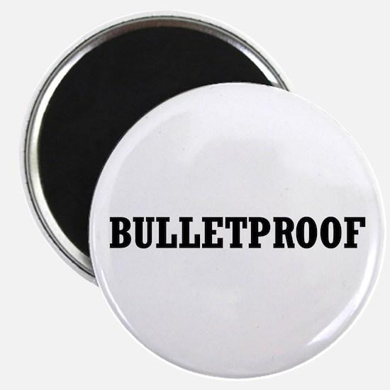 """Bulletproof 2.25"""" Magnet (100 pack)"""