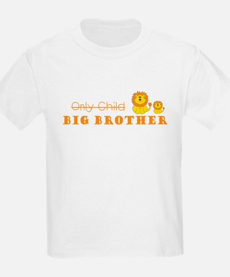 Only Big Brother Lions T-Shirt