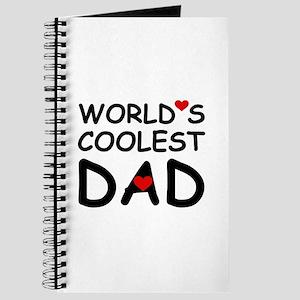 WORLD'S COOLEST DAD Journal