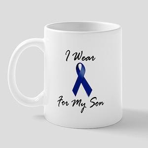 I Wear Blue For My Son 1 Mug