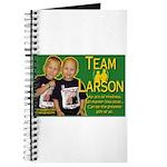 Team Larson Journal