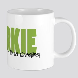 Morkie ADVENTURE Mugs