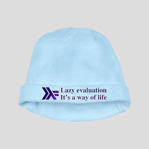 haskellSlogan Baby Hat