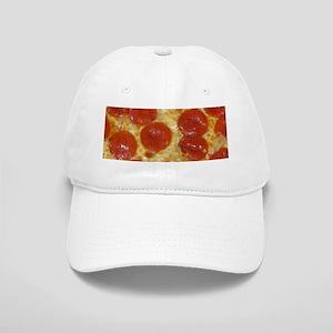 big pepperoni pizza Cap