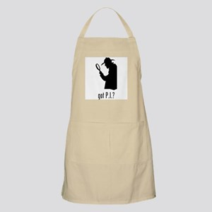 Private Investigator BBQ Apron