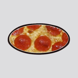 big pepperoni pizza Patch