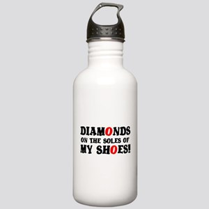 DIAMONDS ON THE SOLES Stainless Water Bottle 1.0L
