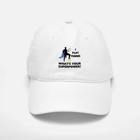 Tennis Superpower Cap