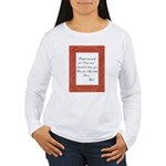 hugfromgod12.png Long Sleeve T-Shirt