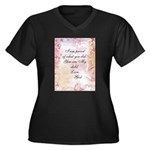 hugfromgod8.png Plus Size T-Shirt