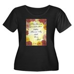hugfromgod7.png Plus Size T-Shirt