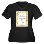 hugfromgod6.png Plus Size T-Shirt