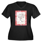 hugfromgod5.png Plus Size T-Shirt
