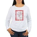 hugfromgod5.png Long Sleeve T-Shirt