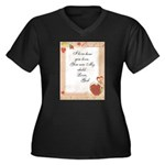 hugfromgod2.png Plus Size T-Shirt