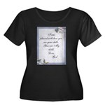 hugfromgod1.png Plus Size T-Shirt