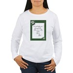 hugfrom god.png Long Sleeve T-Shirt