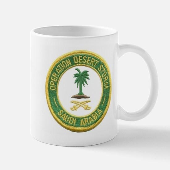 Desert Storm/Saudi Arabia.. Mug