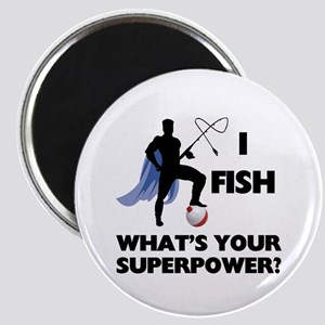Fishing Superpower Magnet