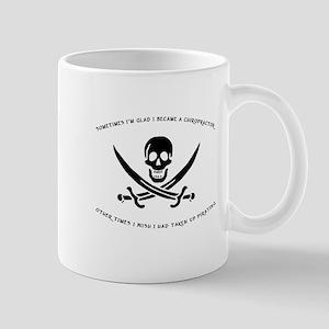 Pirating Chiropractor Mug