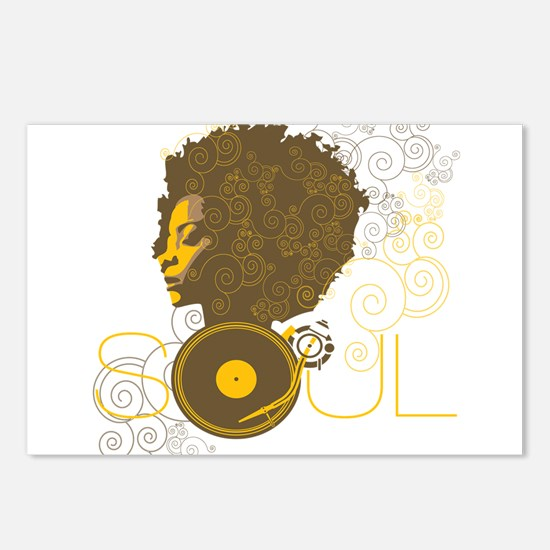 Soul Postcards (Package of 8)