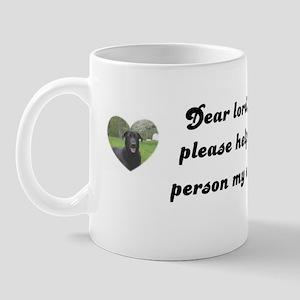 lab and other dog Mug