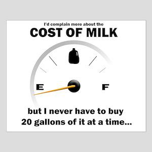 Milk Small Poster