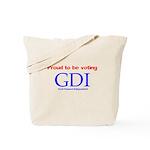 Voting GDI Tote Bag