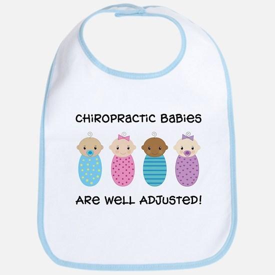 Chiropractic Babies Bib