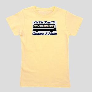 Changing Nation Ash Grey T-Shirt